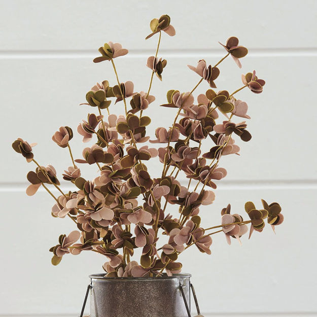 Picture of Floral Cluster Pick Set, Brown