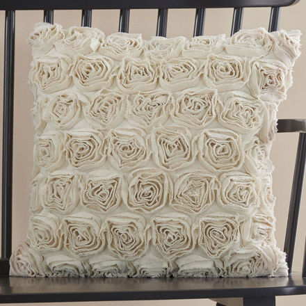 Picture of Shabby Chic Pillow Cover