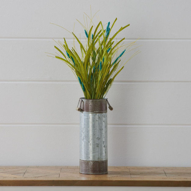 Picture of Meadow Grass Stem Set/2, Teal