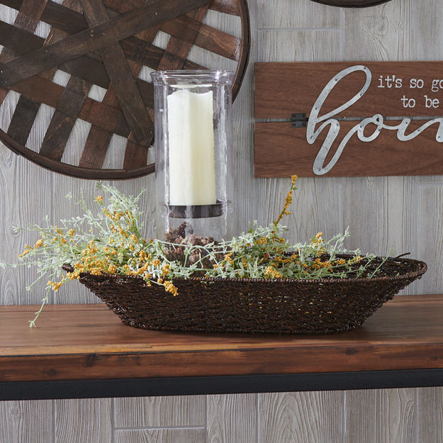 Picture of HomeStyles Oval Tray Basket